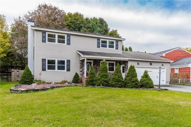 132 Butterfield Circle, Clay, NY 13212 (MLS #S1156566) :: The Rich McCarron Team