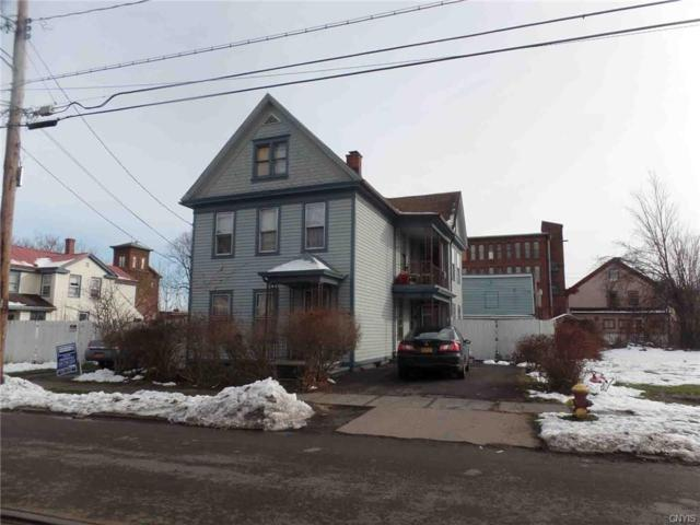 933 Schuyler Street, Utica, NY 13502 (MLS #S1156616) :: Thousand Islands Realty