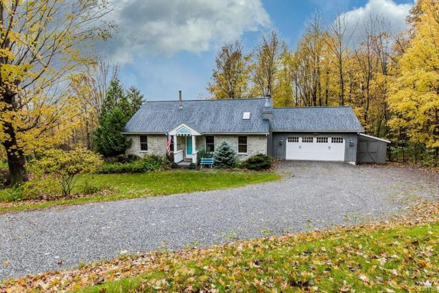 2819 Hill Road, Fenner, NY 13035 (MLS #S1157046) :: Thousand Islands Realty
