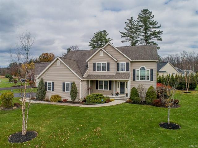 116 Sylvan Way, New Hartford, NY 13413 (MLS #S1158093) :: Robert PiazzaPalotto Sold Team