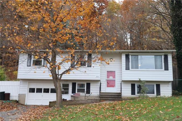201 Hayes Terrace, Syracuse, NY 13205 (MLS #S1158469) :: Updegraff Group