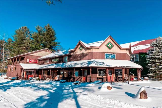 156 State Route 28, Inlet, NY 13360 (MLS #S1158666) :: Updegraff Group