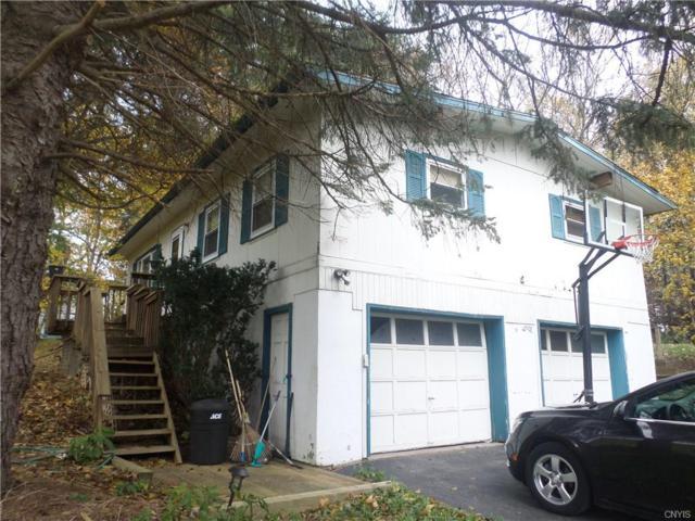 5500 Hamilton Road, Elbridge, NY 13080 (MLS #S1159657) :: Robert PiazzaPalotto Sold Team