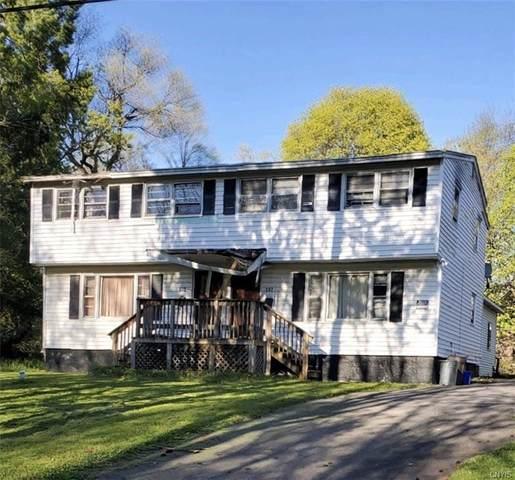 105-107 Kirk Park Drive, Syracuse, NY 13205 (MLS #S1162306) :: MyTown Realty