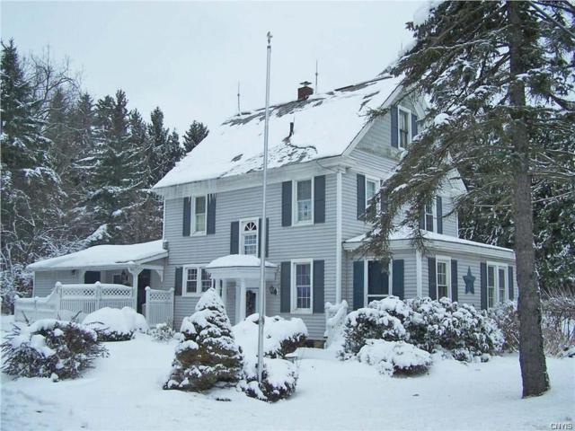 674 Mclean Road, Cortlandville, NY 13045 (MLS #S1162847) :: Thousand Islands Realty