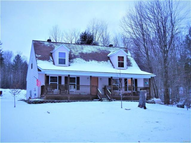 7181 Beech Hill Road, New Bremen, NY 13367 (MLS #S1163294) :: BridgeView Real Estate Services