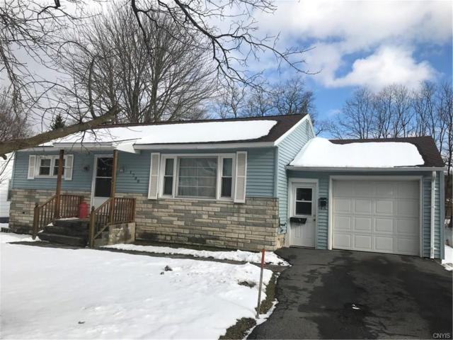1709 Valley Drive S, Syracuse, NY 13207 (MLS #S1166426) :: Thousand Islands Realty