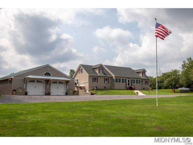 499 Yule Corners Road, Warren, NY 13407 (MLS #S1168784) :: Thousand Islands Realty