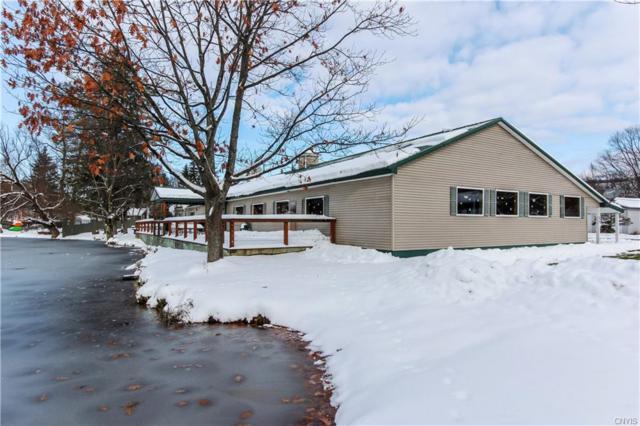 1307 E Lake Road, Summerhill, NY 13045 (MLS #S1172502) :: BridgeView Real Estate Services