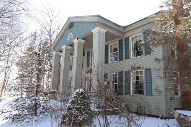 3191 Pompey Center Road, Pompey, NY 13104 (MLS #S1173856) :: BridgeView Real Estate Services
