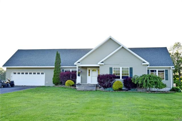 7189 Davis Road, Floyd, NY 13440 (MLS #S1175314) :: The Glenn Advantage Team at Howard Hanna Real Estate Services