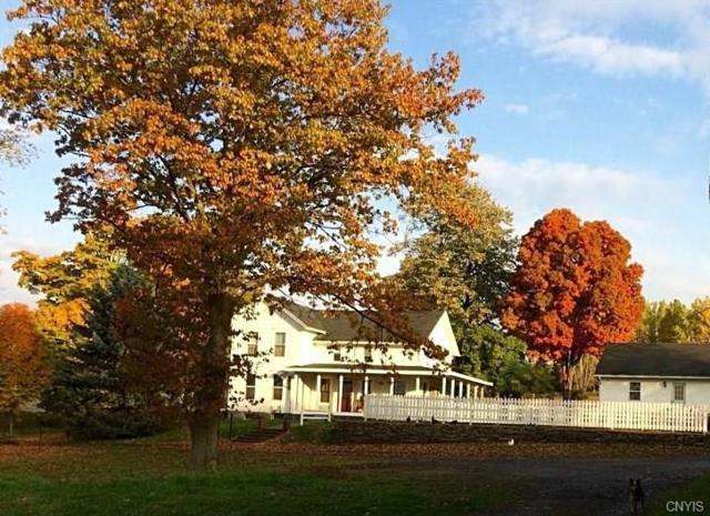 2224 Oak Hill Road, Moravia, NY 13118 (MLS #S1178171) :: Thousand Islands Realty