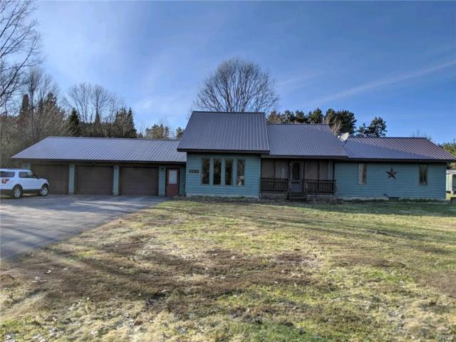 6917 Number Four Road, Watson, NY 13367 (MLS #S1181619) :: BridgeView Real Estate Services