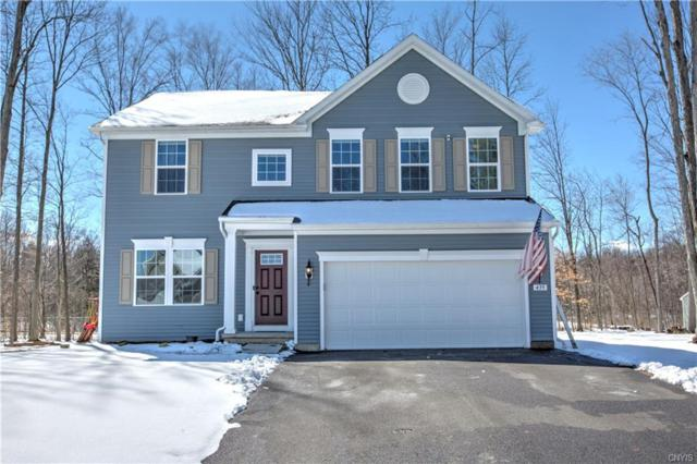 439 Tuscany Lane, Van Buren, NY 13027 (MLS #S1182046) :: BridgeView Real Estate Services