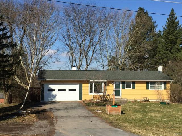 4323 Gypsy Road, Marcellus, NY 13108 (MLS #S1182473) :: BridgeView Real Estate Services