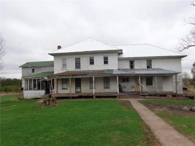 7713 Wagner Road, New Bremen, NY 13367 (MLS #S1183326) :: BridgeView Real Estate Services