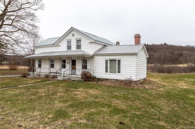 2085 State Route 80, Edmeston, NY 13335 (MLS #S1186406) :: Thousand Islands Realty