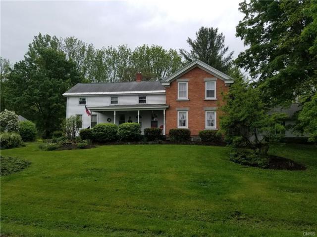 636 Cooper Road, Elbridge, NY 13080 (MLS #S1194518) :: The Glenn Advantage Team at Howard Hanna Real Estate Services