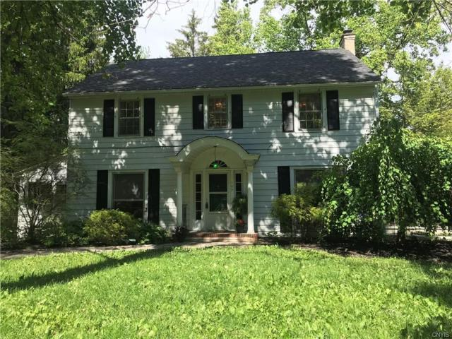 109 Dewitt Road, Syracuse, NY 13214 (MLS #S1197225) :: The Glenn Advantage Team at Howard Hanna Real Estate Services