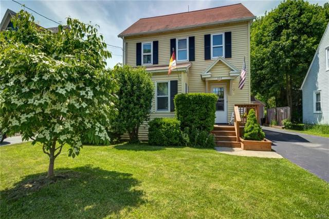 208 S Terry Road, Geddes, NY 13219 (MLS #S1198279) :: The Glenn Advantage Team at Howard Hanna Real Estate Services