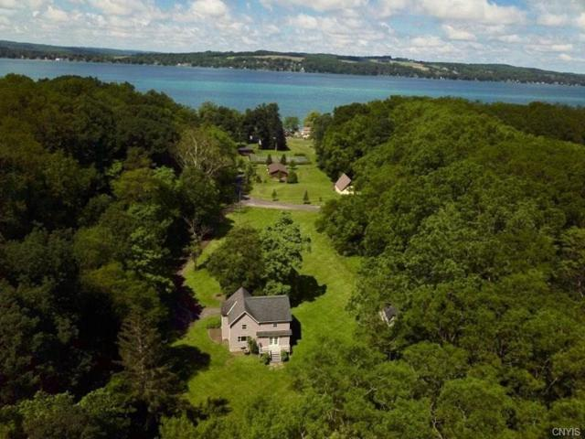 131 Five Mile, Spafford, NY 13152 (MLS #S1202030) :: Thousand Islands Realty