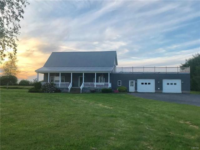 192 Edwards Road, Sandy Creek, NY 13083 (MLS #S1202060) :: The Chip Hodgkins Team