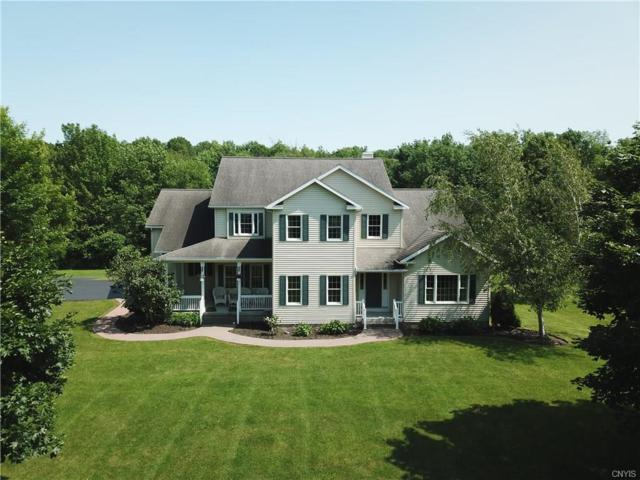 3454 Nys Route 12B, Kirkland, NY 13323 (MLS #S1203077) :: Robert PiazzaPalotto Sold Team