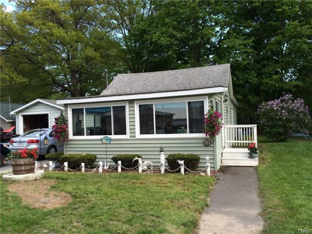 64 Lakeshore Road, Sandy Creek, NY 13142 (MLS #S1207937) :: Thousand Islands Realty