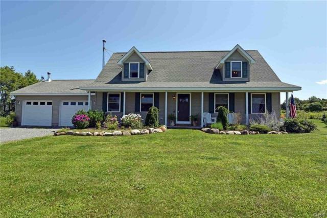2836 Gridley Paige Road, Marshall, NY 13328 (MLS #S1215888) :: The Glenn Advantage Team at Howard Hanna Real Estate Services