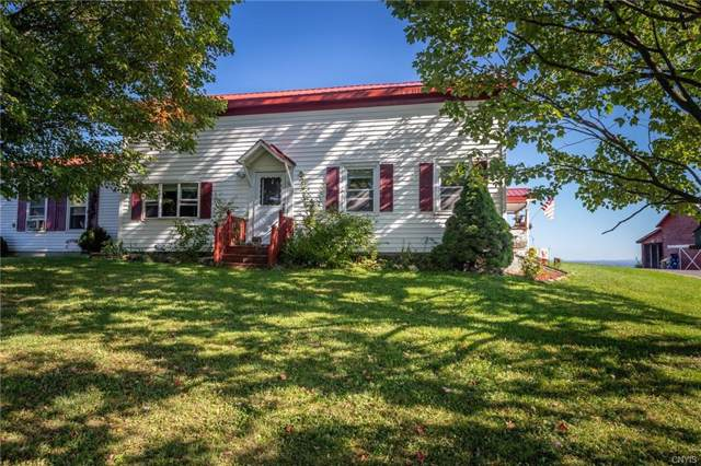 953 Lighthall Road, Danube, NY 13339 (MLS #S1223746) :: Robert PiazzaPalotto Sold Team