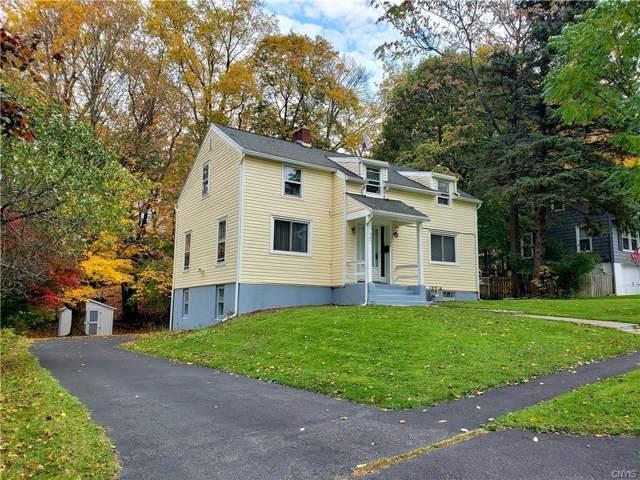 105 Archer Road, Syracuse, NY 13207 (MLS #S1224642) :: Robert PiazzaPalotto Sold Team