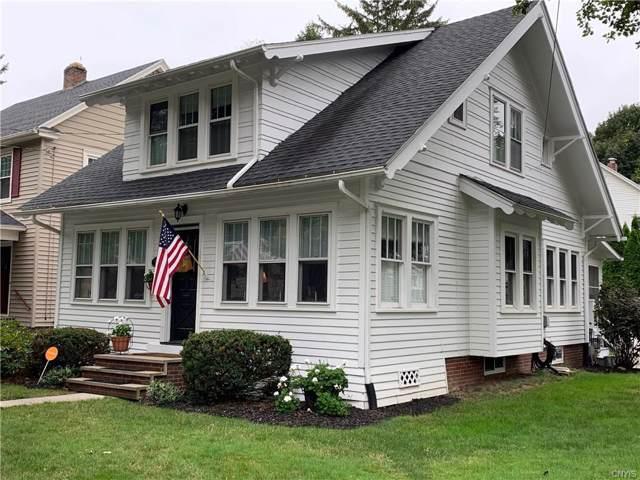 500 Wolcott Avenue, Syracuse, NY 13207 (MLS #S1225060) :: The Glenn Advantage Team at Howard Hanna Real Estate Services