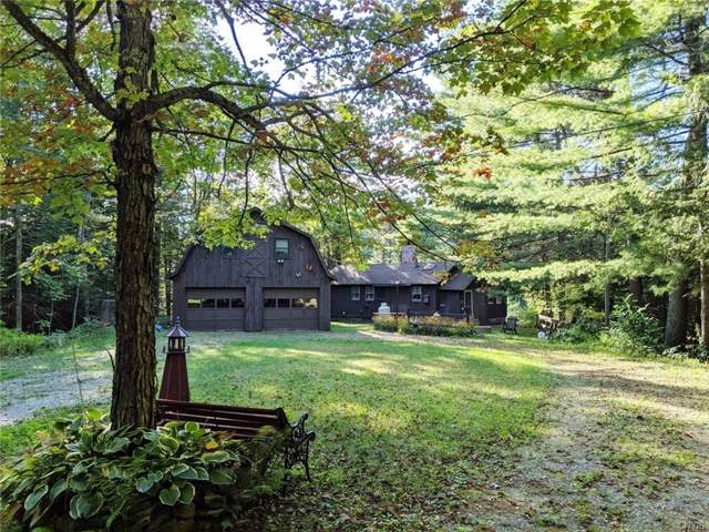 7583 Lowdale Road, Lyonsdale, NY 13368 (MLS #S1226315) :: The CJ Lore Team   RE/MAX Hometown Choice