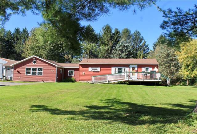 3857 Pompey Center Road, Pompey, NY 13104 (MLS #S1227199) :: Thousand Islands Realty