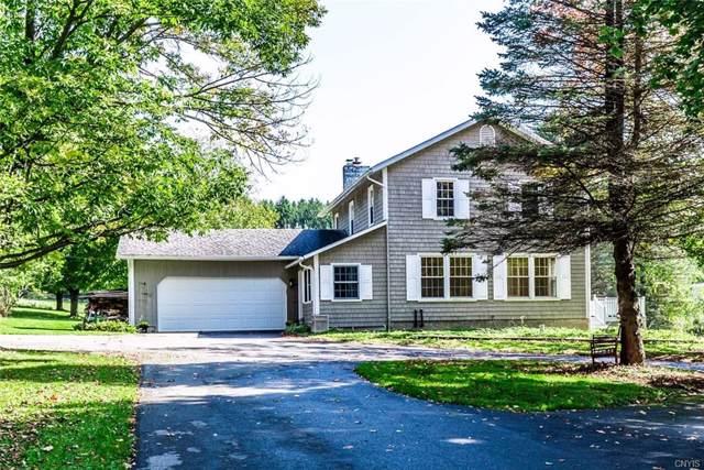 5020 Temperance Hill Road, Cazenovia, NY 13035 (MLS #S1229799) :: The Glenn Advantage Team at Howard Hanna Real Estate Services