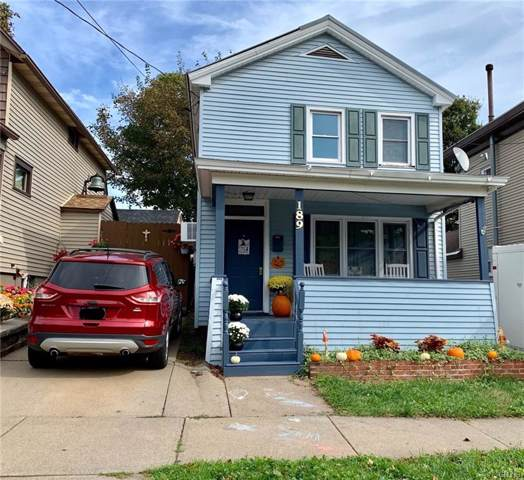 189 W 7th Street, Oswego-City, NY 13126 (MLS #S1230133) :: Thousand Islands Realty