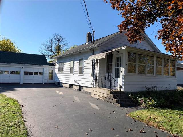 111 Cowan Avenue N, Geddes, NY 13209 (MLS #S1231171) :: BridgeView Real Estate Services