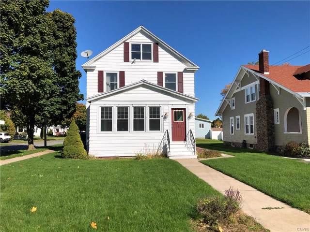 107 E Sycamore Street, Rome-Inside, NY 13440 (MLS #S1233515) :: The CJ Lore Team | RE/MAX Hometown Choice