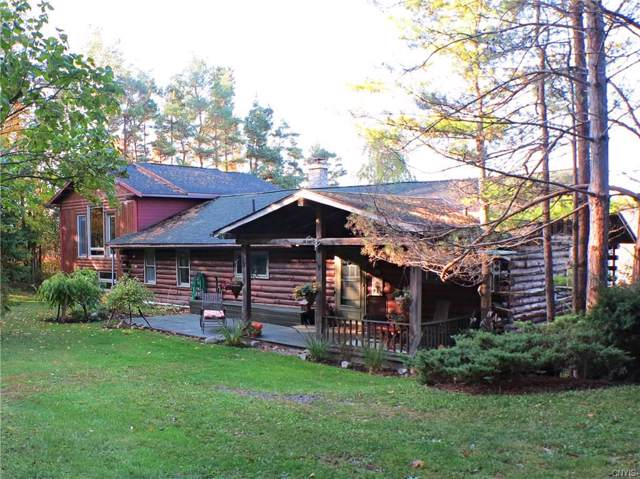 3757 Coleman Hill Road, Pompey, NY 13078 (MLS #S1234207) :: Robert PiazzaPalotto Sold Team