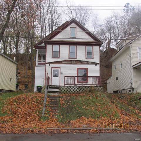136 Prospect Avenue, German Flatts, NY 13357 (MLS #S1236139) :: BridgeView Real Estate Services