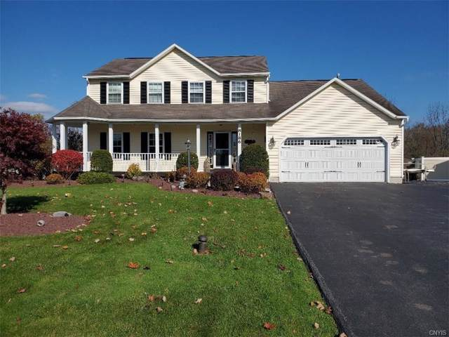8186 Trolleys End, Cicero, NY 13039 (MLS #S1236294) :: The Chip Hodgkins Team