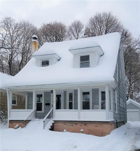 204 Hastings Place, Syracuse, NY 13206 (MLS #S1236465) :: Robert PiazzaPalotto Sold Team