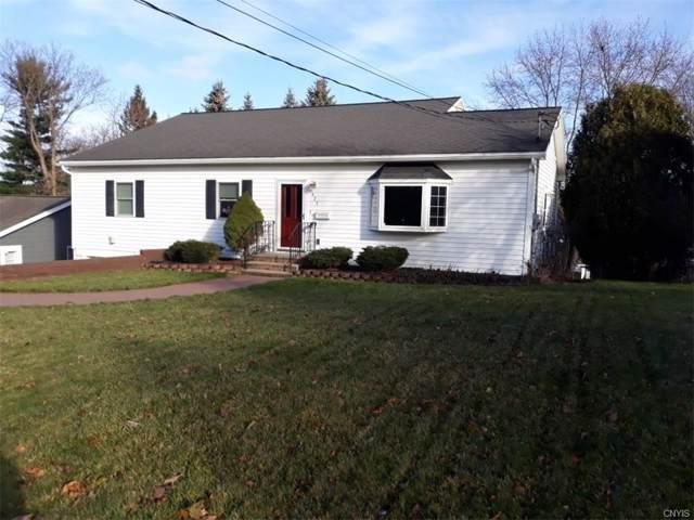 427 Walberta Road, Geddes, NY 13219 (MLS #S1237315) :: BridgeView Real Estate Services