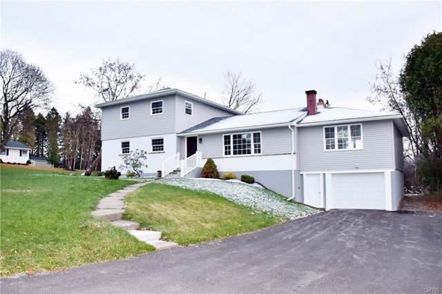 9546 Chapman Road, New Hartford, NY 13413 (MLS #S1238214) :: BridgeView Real Estate Services