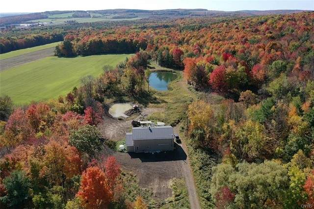 3530 Nunda-Byersville Road, West Sparta, NY 14437 (MLS #S1239047) :: BridgeView Real Estate Services
