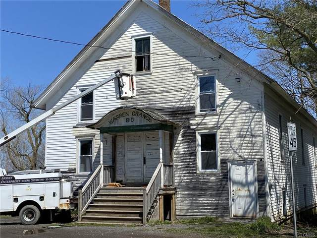 4229 State Route 20, Warren, NY 13439 (MLS #S1244964) :: Lore Real Estate Services