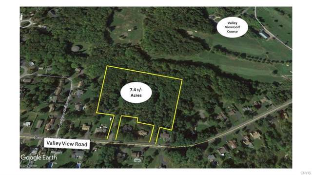 0 Valley View, New Hartford, NY 13413 (MLS #S1245997) :: Updegraff Group