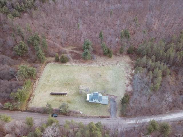 192 Alfred Station Road, Hartsville, NY 14803 (MLS #S1246017) :: Robert PiazzaPalotto Sold Team