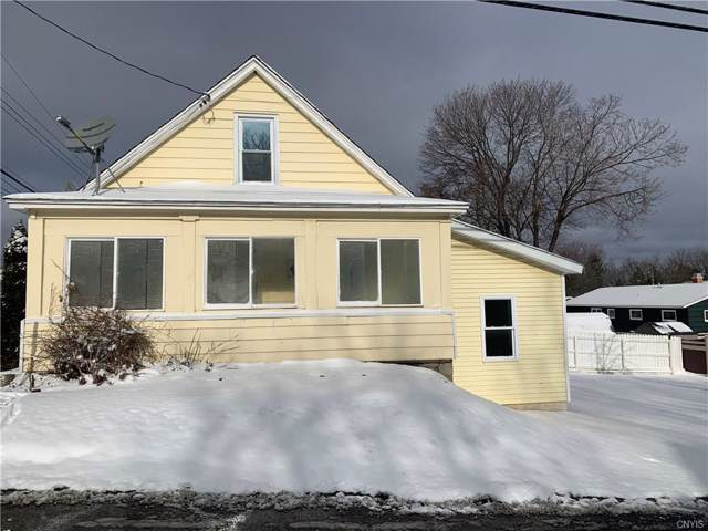 325 Schaffer Avenue, Salina, NY 13206 (MLS #S1246290) :: The Chip Hodgkins Team