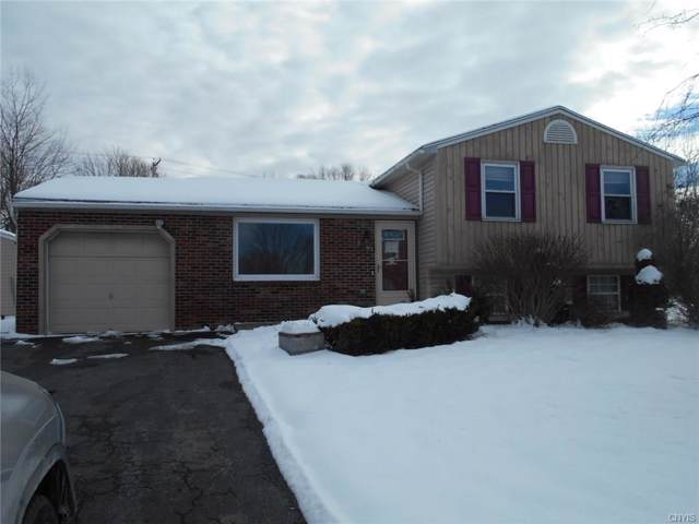 6061 Bannister Drive, Cicero, NY 13039 (MLS #S1247726) :: The Chip Hodgkins Team
